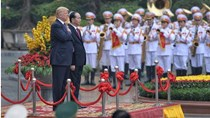 Tuyên bố chung giữa Hoa Kỳ và Việt Nam
