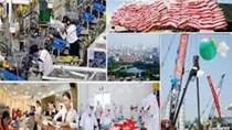 Kim ngạch xuất nhập khẩu tăng mạnh tháng đầu năm