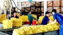 Xuất khẩu cao su tăng cả về lượng và trị giá