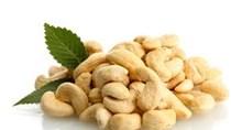 Nhập khẩu hạt điều tăng tháng thứ ba liên tiếp