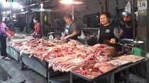 """Họp Tổ Điều hành thị trường thường kỳ tháng 5: """"Nóng"""" vấn đề thịt lợn"""