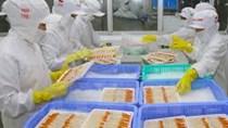 Tháng 8/2016, xuất khẩu thủy sản của Cty CP Vĩnh Hoàn tăng trở lại