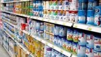 Sữa và sản phẩm xuất xứ từ New Zealand chiếm gần 25% thị phần