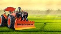 Èo uột cơ giới hóa nông nghiệp