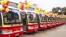 Đẩy mạnh phát triển xe buýt
