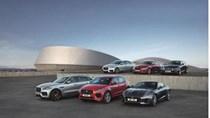 Bảng giá xe ô tô Jaguar tháng 7/2018 ưu đãi đến 110 triệu đồng