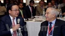 Các doanh nghiệp Việt Nam-Israel chia sẻ tiềm năng hợp tác