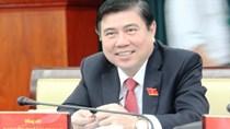 Thủ tướng phê chuẩn Chủ tịch Tp.HCM