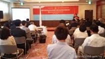 Diễn đàn Doanh nghiệp Việt Nam tại Nhật Bản lần thứ nhất
