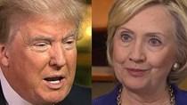 Bầu cử Mỹ: Bà Hillary Clinton và tỷ phú Donald Trump tạm dẫn đầu