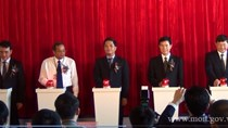 Khởi công dự án nhiệt điện đốt than BOT Vĩnh Tân 1 tổng mức đầu tư 1,75 tỷ USD