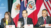 Đàm phán TPP: chỉ còn vướng 2%