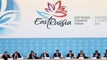 Các hoạt động của Bộ trưởng Vũ Huy Hoàng tại Diễn đàn Kinh tế Phương Đông