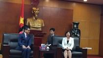 Lotte đề xuất hỗ trợ bán hàng Việt trên hệ thống Lotte toàn cầu