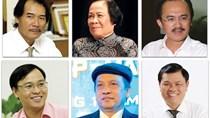 Doanh nhân Việt: 40 năm thăng trầm
