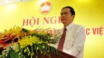 Mặt trận Tổ quốc Việt Nam có thêm Phó Chủ tịch chuyên trách