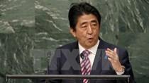 Thủ tướng Nhật Bản hoan nghênh việc hoàn tất đàm phán TPP