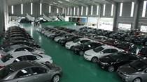 Thaco dẫn đầu doanh số thị trường ô tô 8 tháng năm 2015