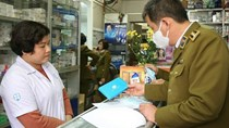 Lực lượng QLTT xử lý gần 1.200 cửa hàng bán khẩu trang vi phạm trong ngày 2/2/2020