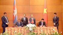 Hiệp Ðịnh Thương Mại giữa Việt Nam Và Campuchia