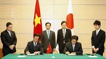 Hiệp định giữa Việt Nam và Nhật Bản về Tự do, Xúc tiến và Bảo hộ đầu tư
