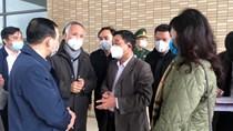 Bộ Công Thương làm việc với tỉnh Lào Cai để tháo gỡ khó khăn cho xuất nhập khẩu