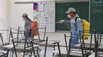 Các địa phương không có dịch corona có thể cho học sinh đi học trở lại