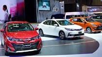 Nhập khẩu ô tô về Việt Nam giảm mạnh trong tháng 1/2020