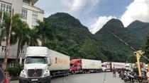 Tình hình thông quan hàng hóa tại các cửa khẩu biên giới phía Bắc