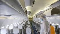 Bộ Y tế thông báo về 8 chuyến bay có hành khách mắc COVID-19