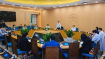 Bộ Công Thương đồng hành cùng Hà Nội chuẩn bị phương án cung ứng hàng hóa trong dịch