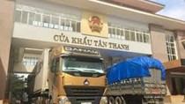 Tình hình giao nhận hàng hóa tại cửa khẩu biên giới đất liền Việt Nam - Trung Quốc