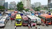 Bộ Giao thông vận tải công bố phương án tổ chức vận tải hành khách từ 23-4
