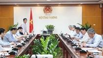 Tổ tư vấn kinh tế của Thủ tướng Chính phủ làm việc tại Bộ Công Thương