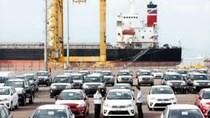 Nhập khẩu ô tô trong 3 tháng đầu năm 2020 giảm hơn 36% về kim ngạch