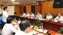Bộ trưởng Trần Tuấn Anh làm việc với Lãnh đạo Tỉnh Đắk Nông