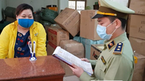 Lạng Sơn hơn 2 tháng phối hợp 17 tỉnh xử lý 6 cơ sở vi phạm kinh doanh hàng nhập lậu
