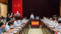 Bộ trưởng Bộ Công Thương làm việc tại tỉnh Điện Biên
