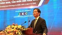Bài phát biểu của Bộ trưởng Trần Tuấn Anh tại Diễn đàn Cấp cao Năng lượng