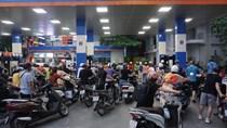 Giá xăng RON95, dầu diesel và dầu hỏa giảm nhẹ so với giá hiện hành