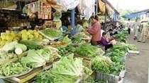 Giá thực phẩm ngày 13/8/2020: Nhiều mặt hàng duy trì mức giá ổn định