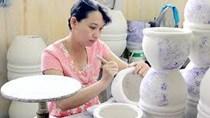 Xuất khẩu sản phẩm gốm sứ 7 tháng đầu năm 2020 tăng 3,4%