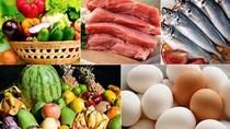 Giá thực phẩm ngày 22/8/2020, nhiều mặt hàng tiếp tục tăng giá