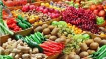 Thị trường thực phẩm ngày 26/8/2020: Giá rau củ trái cây tăng nhẹ