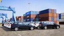 Tăng mạnh ô tô nhập khẩu trị giá trung bình gần 500 triệu