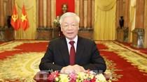 Tổng Bí thư, Chủ tịch nước Nguyễn Phú Trọng gửi thư chúc Tết Trung thu năm 2020