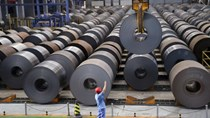 Xuất khẩu thép của Trung Quốc tháng 11/2020 tăng 9%