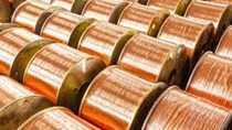 TT kim loại thế giới ngày 15/03/2021: Giá đồng tăng lên mức cao gần hai tuần