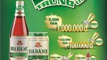 Thể lệ chương trình khuyến mại Bia Hà Nội nhãn Xanh chai 450ml và lon 330ml