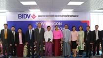 BIDV thành lập chi nhánh tại Myanmar
